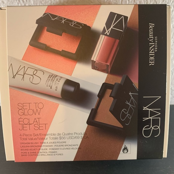 NARS Other - NARS Set To Glow 4 piece set